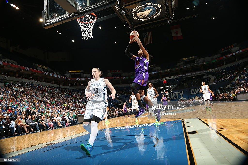 Phoenix Mercury v Minnesota Lynx - Semifinals Game One