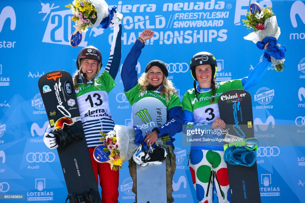 FIS World Snowboard Championships - Men's and Women's Snowboardcross