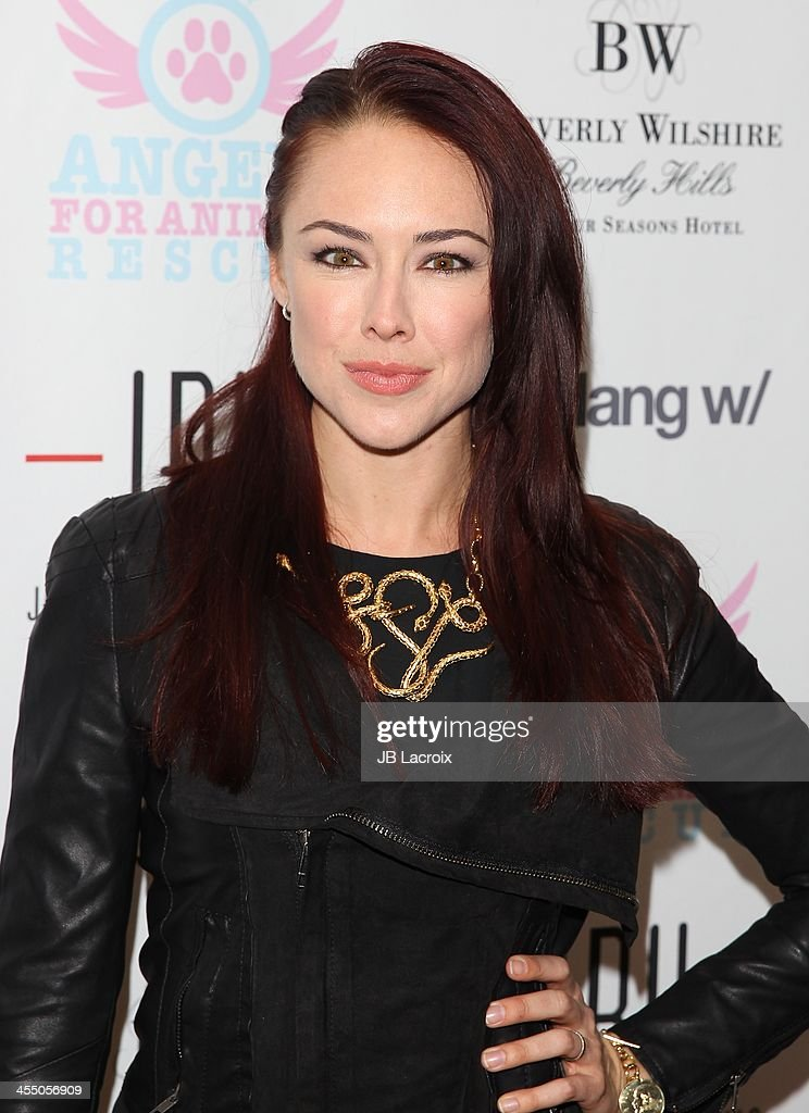 Lindsey McKeon attends the Angels for Animal Rescue Benefit held at Jason Of Beverly Hills on December 10, 2013 in Beverly Hills, California.