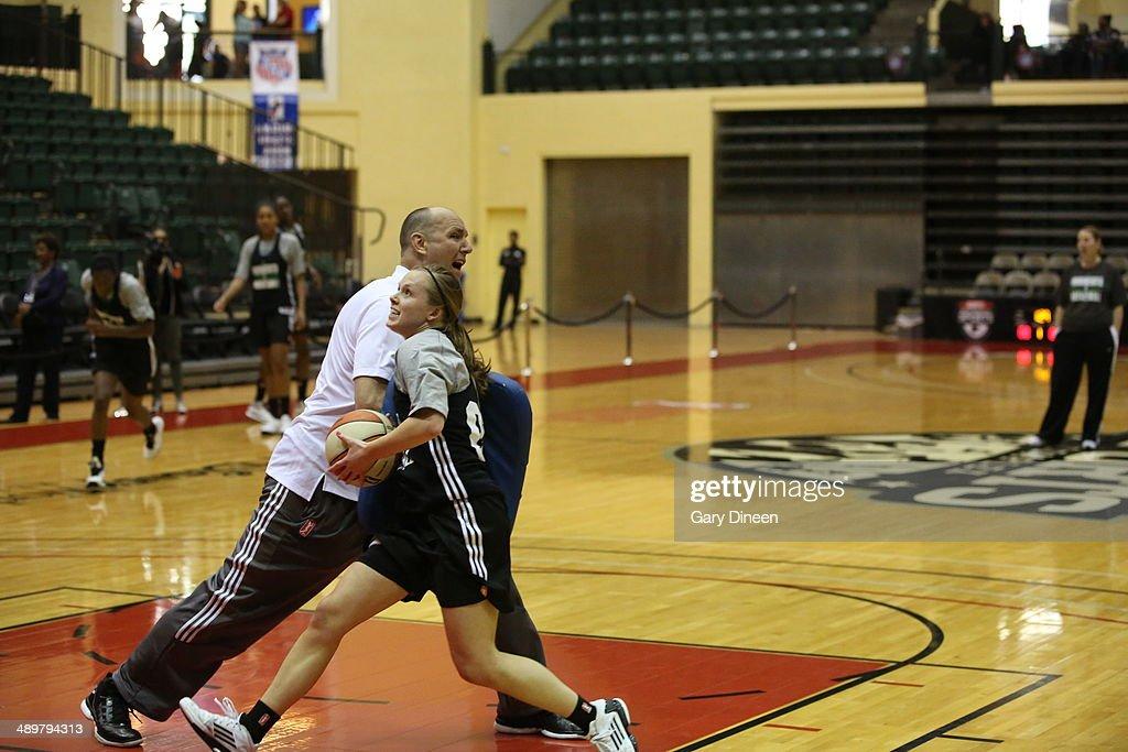 WNBA Preseason Tournament 2014