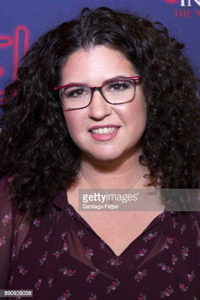 Lindsey Rosin attends 'Cruel Intentions' The 90's Musical Experience at Le Poisson Rouge on December 11 2017 in New York City