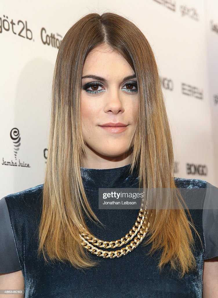 Lindsey Shaw attends Star Magazine Hollywood Rocks 2014 at SupperClub Los Angeles on April 23, 2014 in Los Angeles, California.