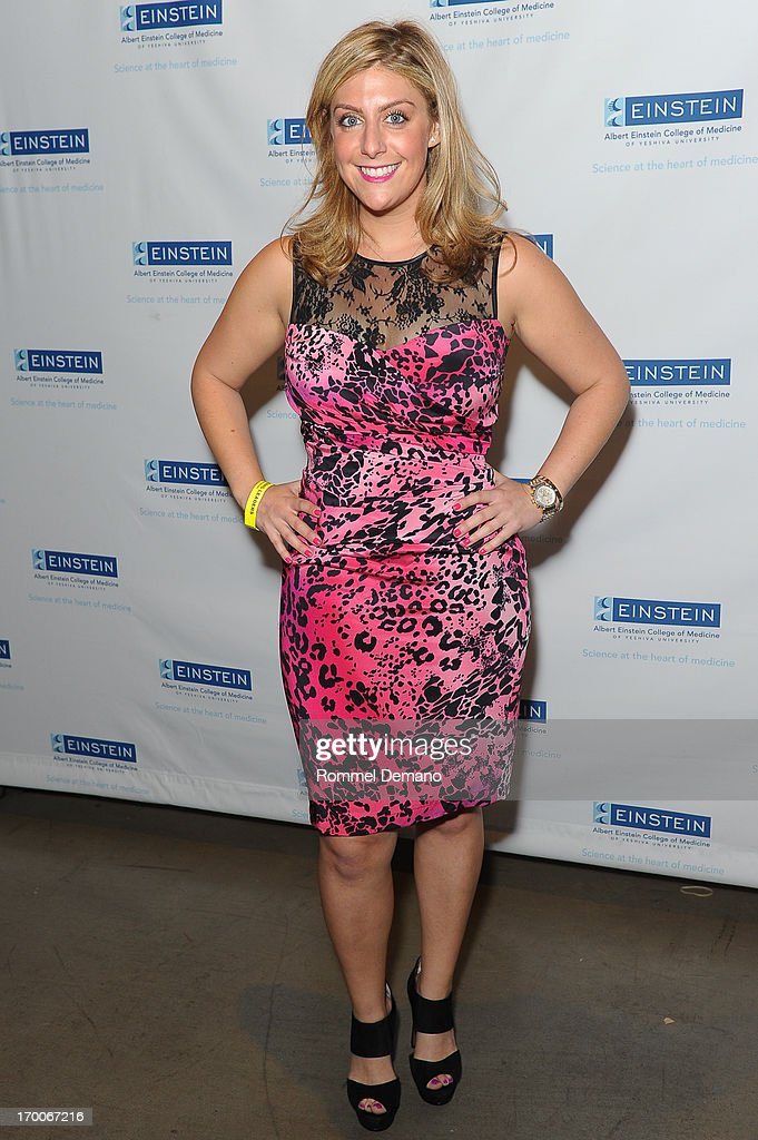 Lindsey Swerdloff attends the Einstein Emerging Leaders 2nd Annual Gala at Dream Downtown on June 6, 2013 in New York City.