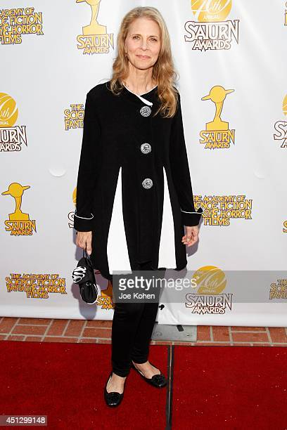 Lindsey Wagner attends the 40th Annual Saturn Awards at The Castaway on June 26 2014 in Burbank California
