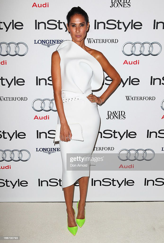 Lindy Klim arrives at the 2013 Instyle and Audi Women of Style Awards at Carriageworks on May 14, 2013 in Sydney, Australia.