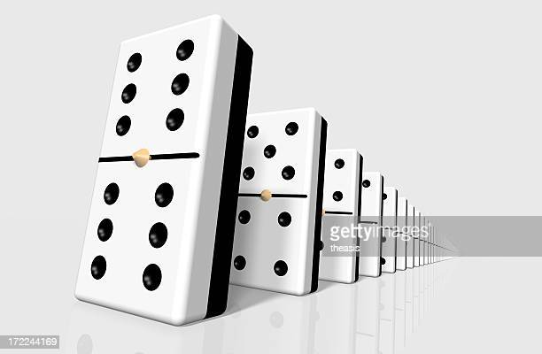 Line Of Dominoes