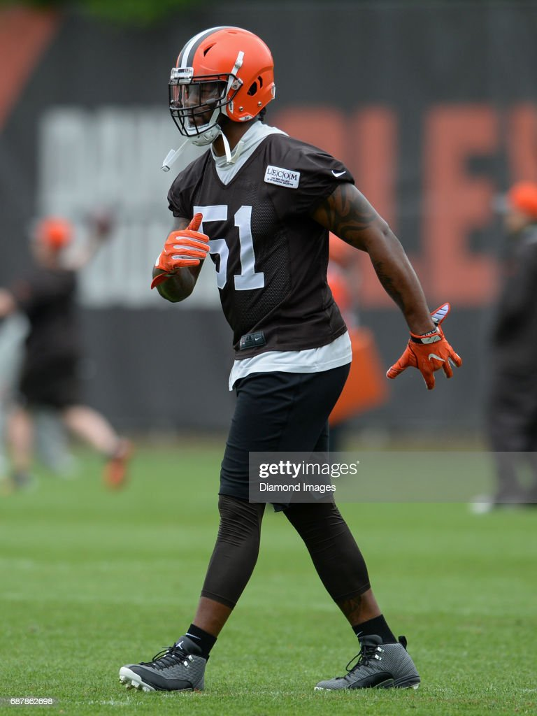 2017 Cleveland Browns OTA