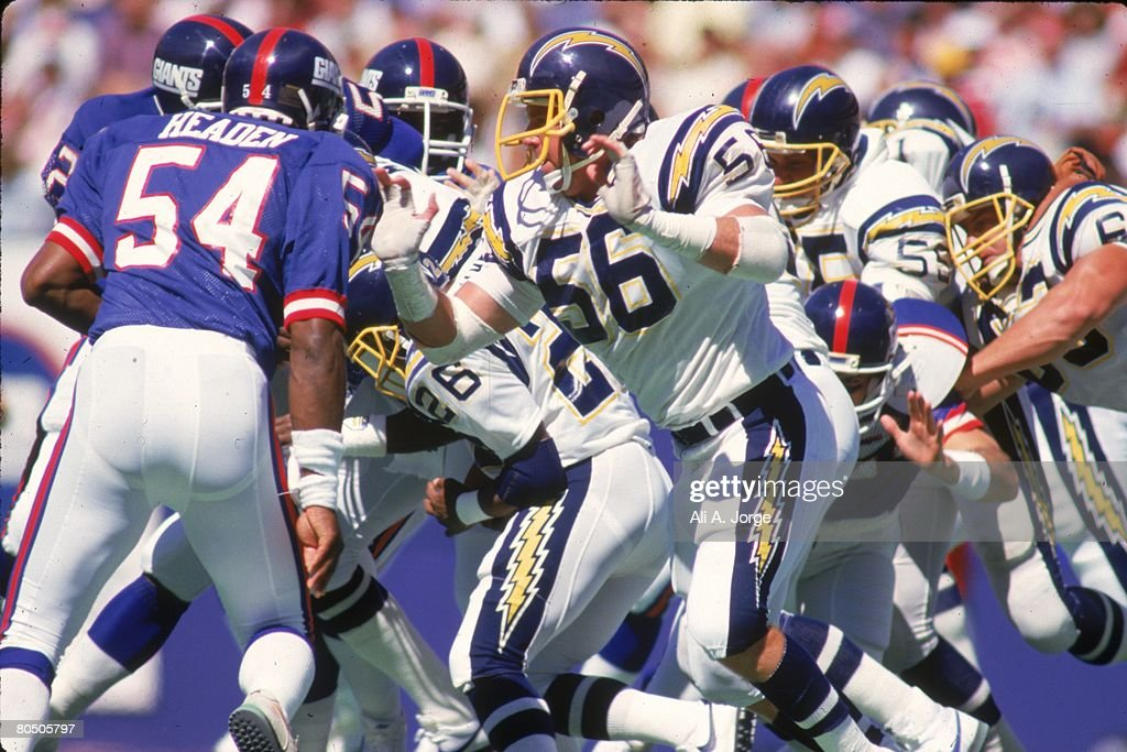 Image result for San Diego Chargers 1986