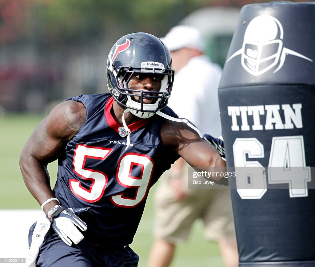 Houston Texans Minicamp s and