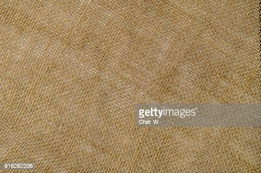 Linen fabric background. Visible texture : Stock Photo