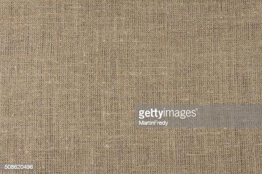 Linen tablecloth. : Stock Photo