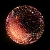 Lines sphere 01