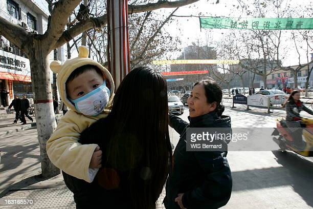 Linfen The Most Polluted City Of The World LINFEN préfecture du Shanxi est affectée par une pollution tenace due à des centaines de mines de charbon...