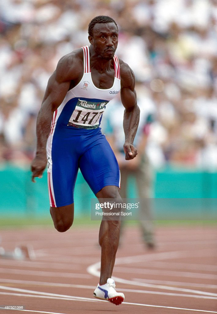 Linford christie cock