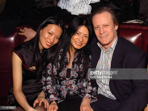 Ling Tan Vivienne Tam and Patrick McMullan during Vivienne Tam's Chinese New Year Party with Celebrity DJ James Iha at NA Nightclub in New York City...