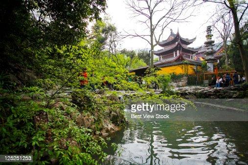 Lingyin Temple,Hangzhou,Zhejiang Province,China