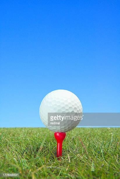 Links-Golfball