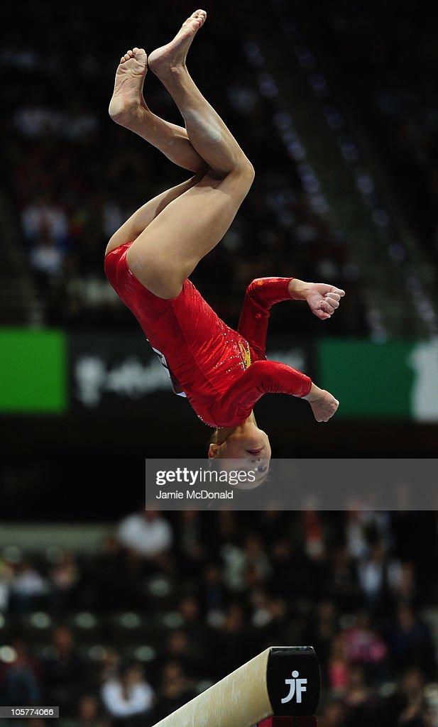 42nd Artistic Gymnastics World Championships - Women's team final