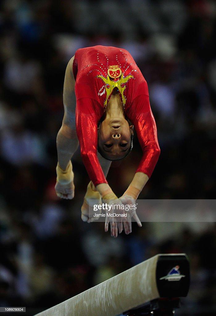16th Asian Games - Day 5: Gymnastics
