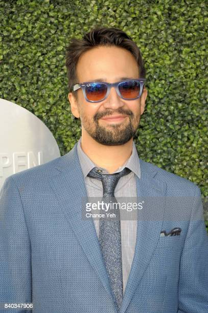LinManuel Miranda attends 17th Annual USTA Foundation opening night gala at USTA Billie Jean King National Tennis Center on August 28 2017 in the...