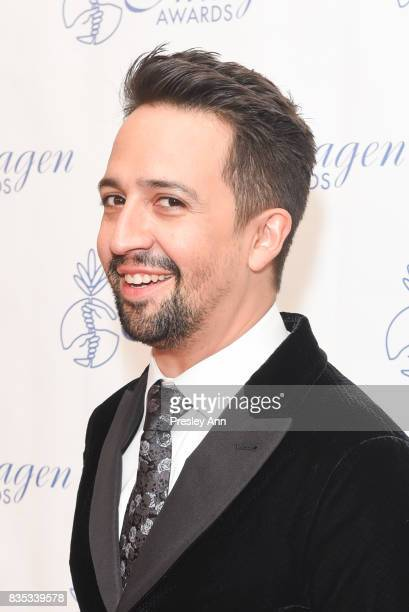 LinManuel Miranda attends the 32nd Annual Imagen Awards at the Beverly Wilshire Four Seasons Hotel on August 18 2017 in Beverly Hills California