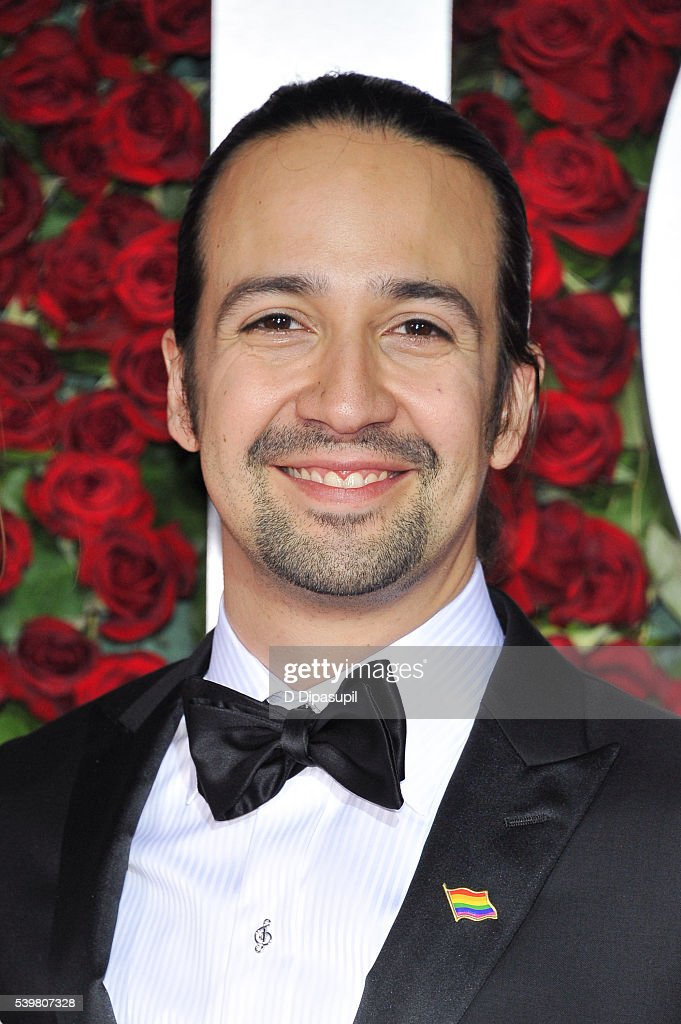 Lin-Manuel Miranda attends the 70th Annual Tony Awards at the Beacon Theatre on June 12, 2016 in New York City.