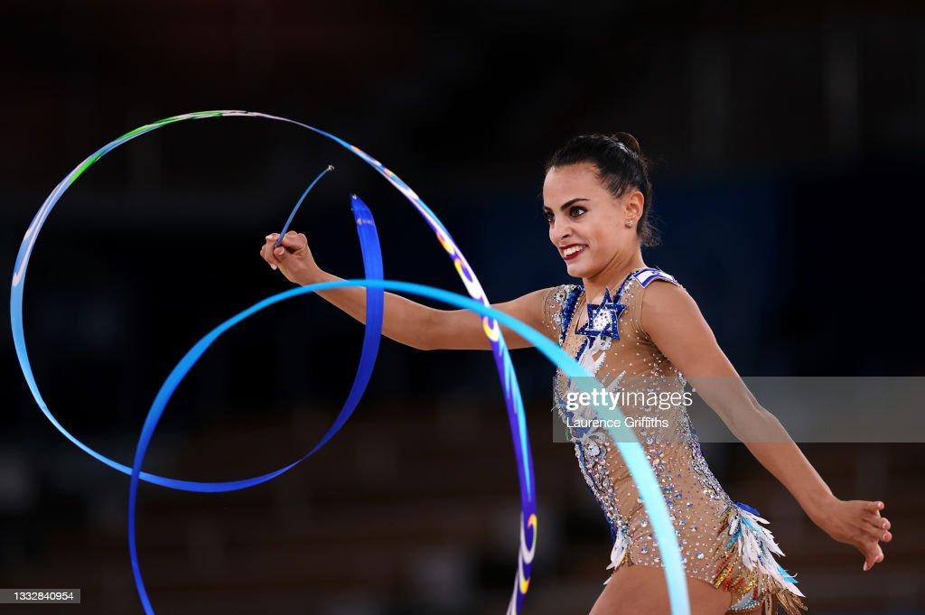 Gymnastics - Rhythmic - Olympics: Day 15