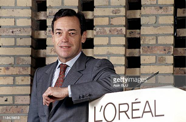 Linsay OwenJones Ceo Of L'Oreal Is April 8th 1998 In France