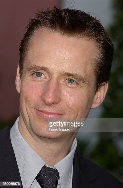 Linus Roache arrives at the premiere of 'The Chronicles of Riddick'