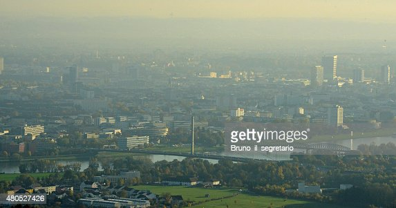 Linz, Capital of Upper Austria : Stockfoto