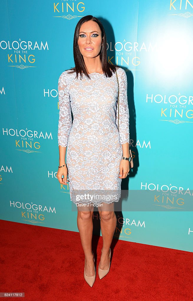 """A Hologram For The King"" - UK Film Premiere - VIP Arrivals"