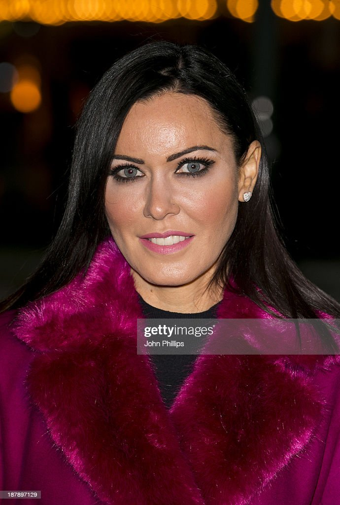 <a gi-track='captionPersonalityLinkClicked' href=/galleries/search?phrase=Linzi+Stoppard&family=editorial&specificpeople=556273 ng-click='$event.stopPropagation()'>Linzi Stoppard</a> attends the launch of Skate at Somerset House on November 13, 2013 in London, England.