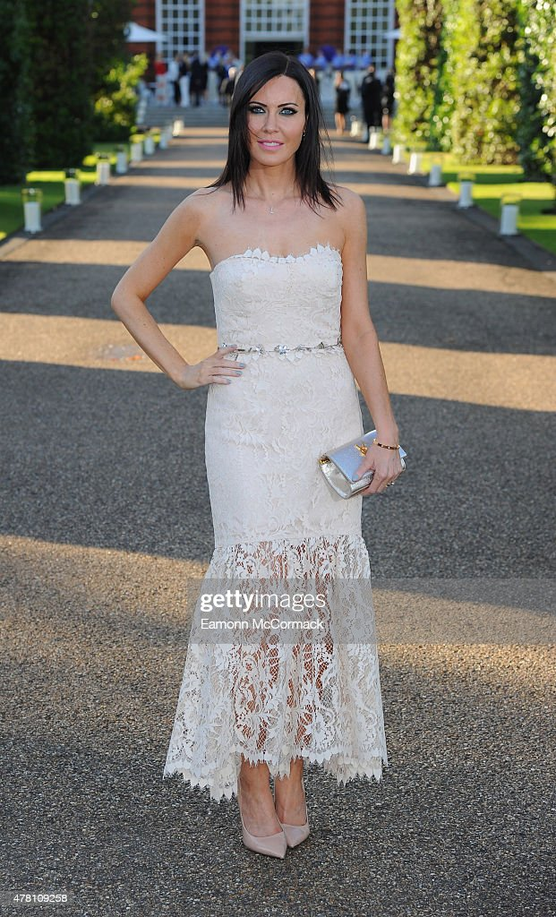 Vogue & Ralph Lauren Wimbledon Party - Arrivals