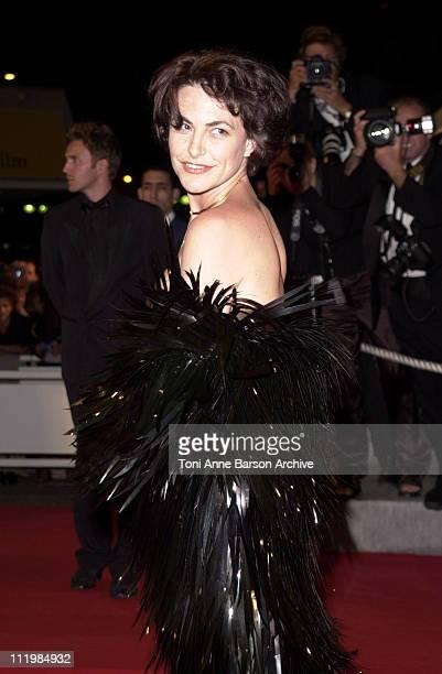 Lio during Cannes 2002 'About Schmidt' Premiere at Palais des Festivals in Cannes France