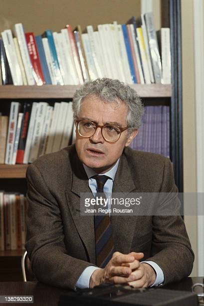 Lionel Jospin French politician France on January 30 1986