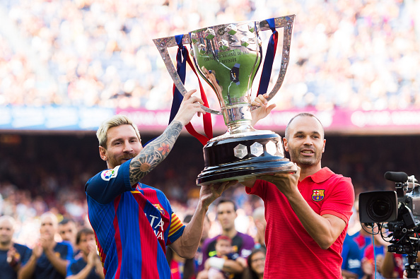 Andres Iniesta And Lionel Messi Close To New Deals Says Barcelona Club Director 1