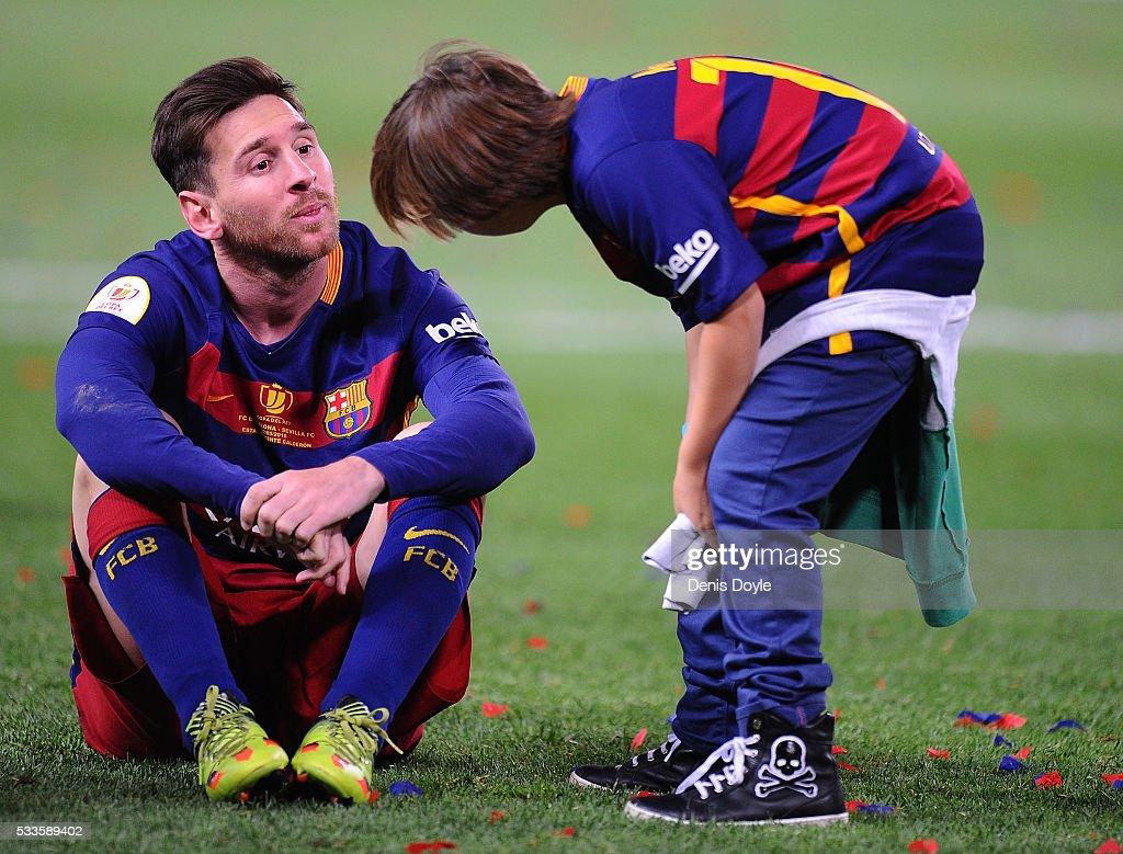 Barcelona v Sevilla - Copa del Rey Final | Getty Images