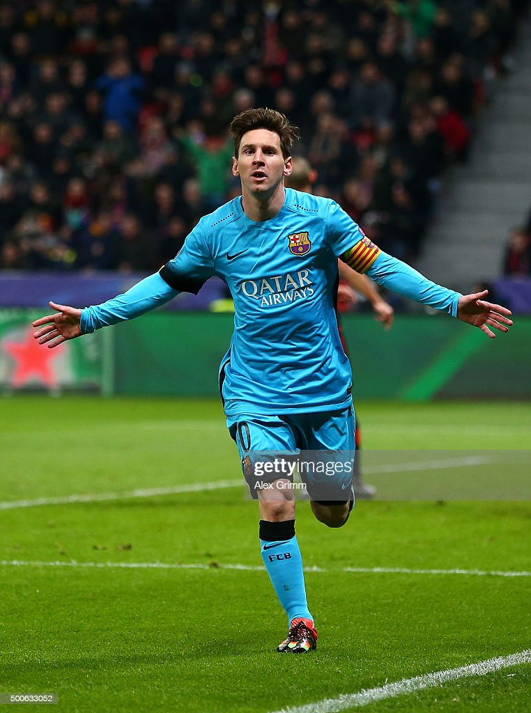 Lionel Messi of...