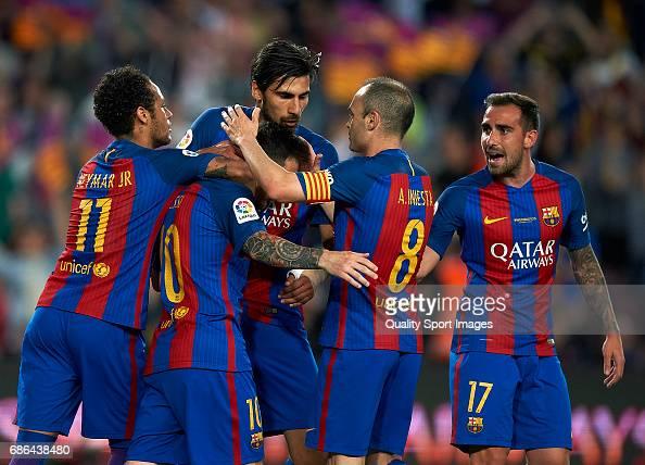 Barcelona v Eibar - La Liga : News Photo