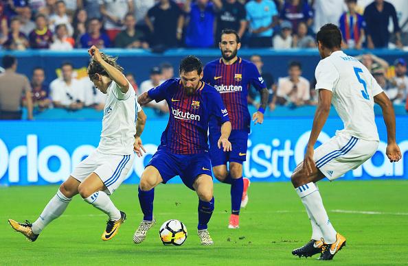 International Champions Cup 2017 - Real Madrid v FC Barcelona : News Photo