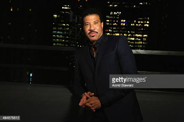 Lionel Richie attends Jason Binn's DuJour Magazine and Lionel Richie Home Collection launch with IMPULSE International at PHD Terrace at Dream...