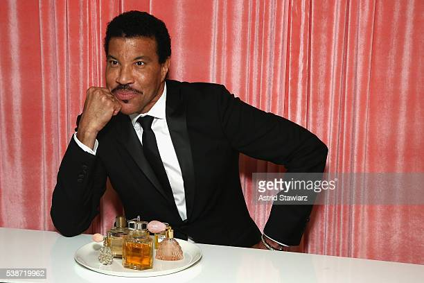 Lionel Richie attends the 2016 Fragrance Foundation Awards presented by Hearst Magazines Show on June 7 2016 in New York City