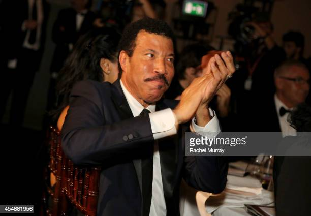 Lionel Richie attends the Celebrity Fight Night gala celebrating Celebrity Fight Night In Italy benefitting The Andrea Bocelli Foundation and The...