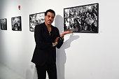 Opening Of Lenny Kravitz FLASH Photography Exhibition