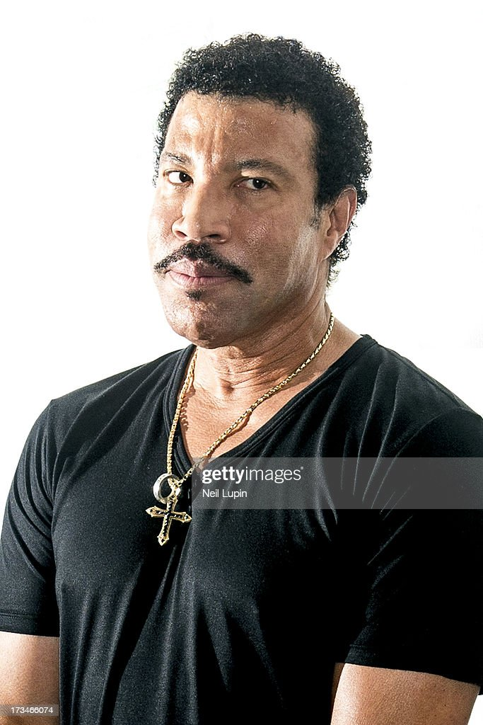 <a gi-track='captionPersonalityLinkClicked' href=/galleries/search?phrase=Lionel+Richie&family=editorial&specificpeople=204139 ng-click='$event.stopPropagation()'>Lionel Richie</a> poses backstage on day 6 of British Summer Time Hyde Park presented by Barclaycard at Hyde Park on July 14, 2013 in London, England.