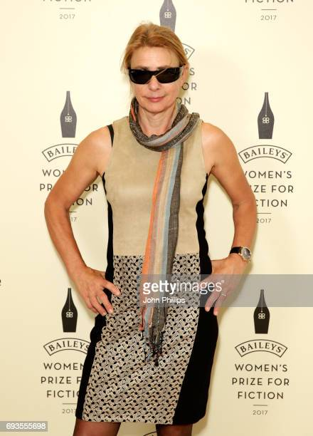 Lionel Shriver attends the Baileys Women's Prize for Fiction 2017 at the Royal Festival Hall on June 7 2017 in London England