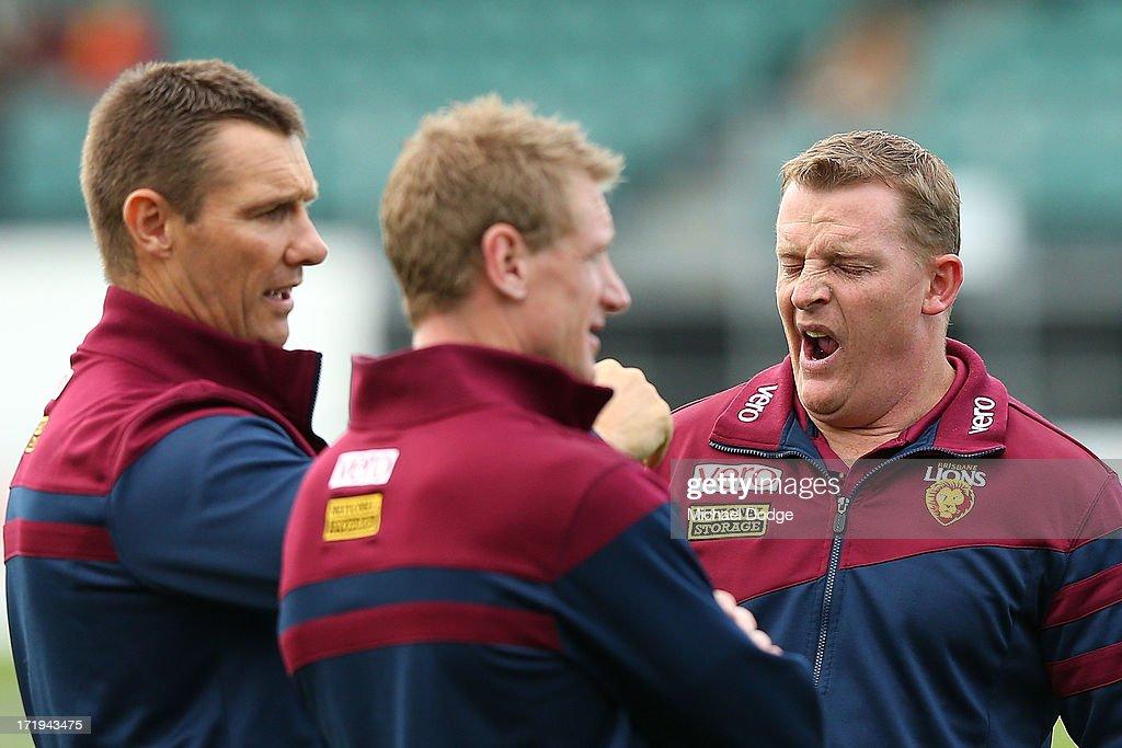 AFL Rd 14 - Hawthorn v Brisbane
