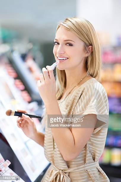 Lipstick can be a girl's best friend