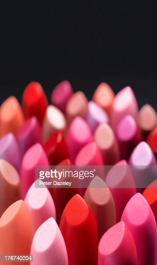 Lipstick with copy space