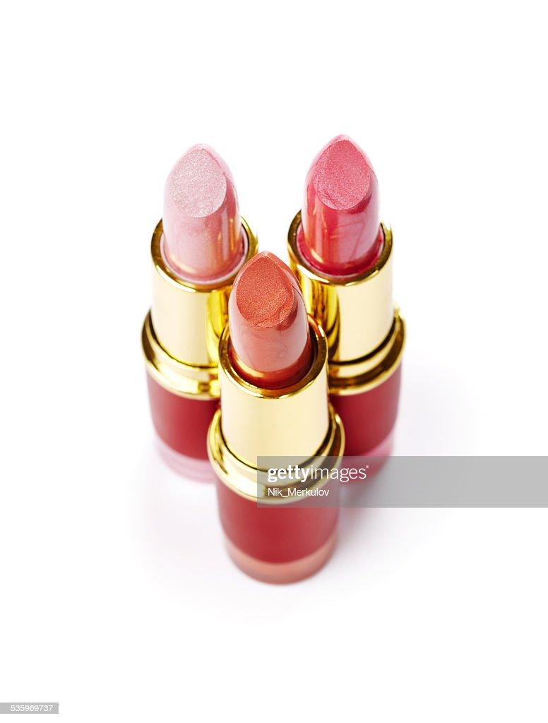 Lipsticks : Stock Photo